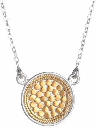 Anna Beck Gili Reversible Disc Pendant Necklace