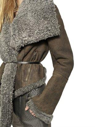 Haider Ackermann York Shearling Jacket