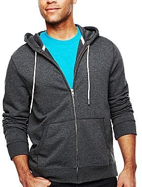 JCPenney jcpTM French Terry Hoodie