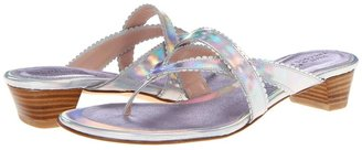 Stuart Weitzman for The Cool People - Triango (Iris) - Footwear