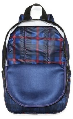 Marc by Marc Jacobs Mesh Plaid Packables Backpack