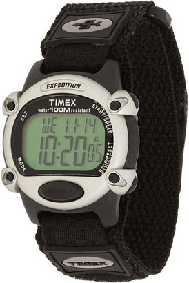 Timex - Expedition Chrono Alarm Timer Full Chronograph Watches $50 thestylecure.com
