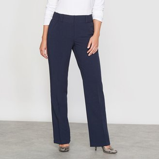 Straight Smart Trousers, Length 30.5""