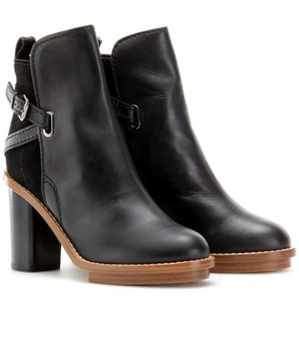 Acne Studios CYPRESS ANKLE BOOTS