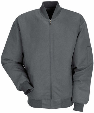 JCPenney Red Kap JT38 Solid Team Jacket