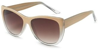Morgan A.J. Women's Marilyn Round Sunglasses