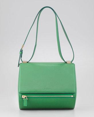 Givenchy Pandora Rigid Medium Palma Box Bag, Emerald