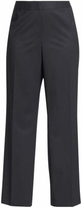 Lafayette 148 New York Lafayette 148 New York, Plus Size Menswear Stretch-Wool Pants