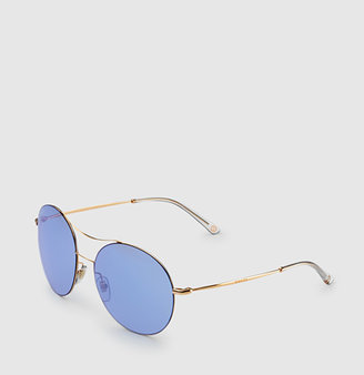 Gucci Techno Color Ultra-Light Round Sunglasses