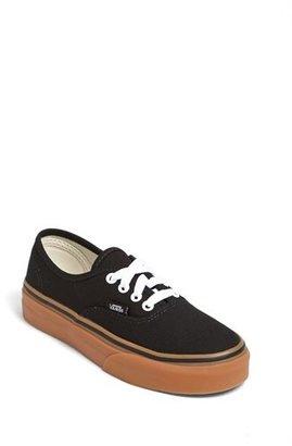 Vans 'Authentic' Sneaker (Toddler, Little Kid & Big Kid)