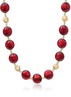 Antica Murrina Frida - Murano Glass Bead Necklace $86 thestylecure.com