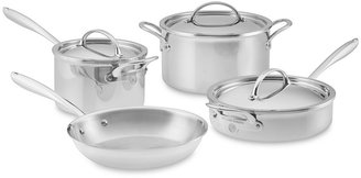 Williams-Sonoma Thermo-CladTM Stainless-Steel 7-Piece Cookware Set