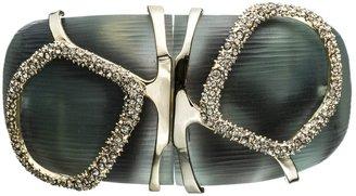 Alexis Bittar Mod Gold Large Modular Bracelet