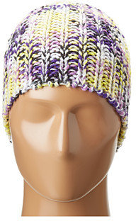 BCBGeneration Colorful And Cozy Pom Hat