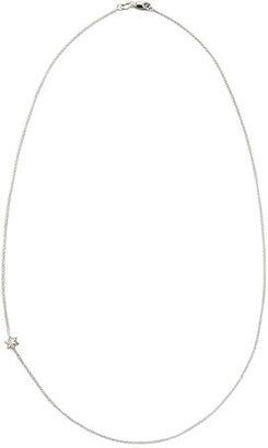 KC Designs Diamond Star of David Necklace, White Gold
