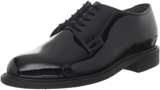 Bates Footwear Men's High Gloss Leather Sole Oxford