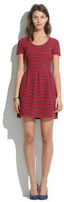 Madewell Bistro Dress in Ridgestripe