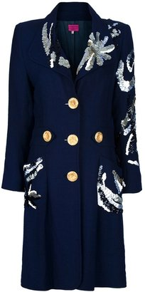 Christian Lacroix Vintage sequined coat