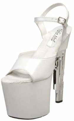 The Highest Heel Women's Magnum 11 Platform Sandal