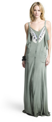 Vena Cava Hippie Pocket Maxi Dress