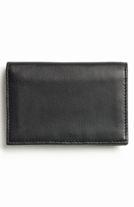 Bosca Leather Card Case