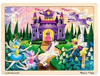 Melissa & Doug Fairy Fantasy Jigsaw Puzzle (48 pc)