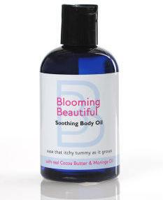 Motherhood Blooming Beautiful Soothing Body Oil
