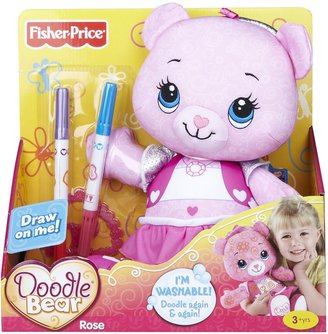 Fisher-Price Doodle Bear -Rose