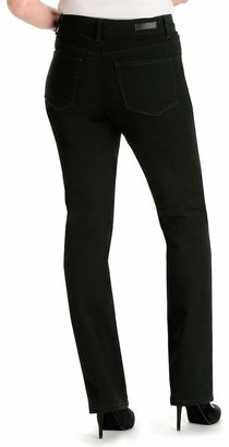 Lee Women's Monroe Classic Fit Slimming Straight-Leg Jeans