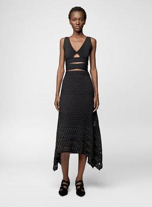 Proenza Schouler Mid Skirt