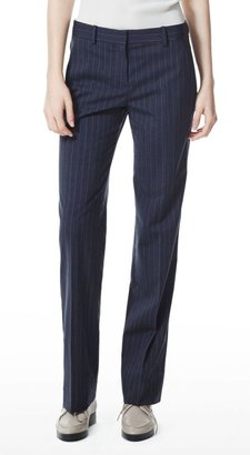 Theory Emery 2 Pant in Banker Stretch Wool