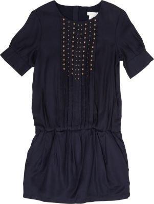 Chloé Studded Pleat Dress