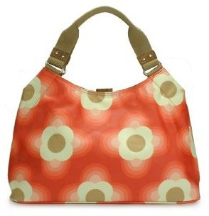 Orla Kiely Striped Petal Classic Shoulder