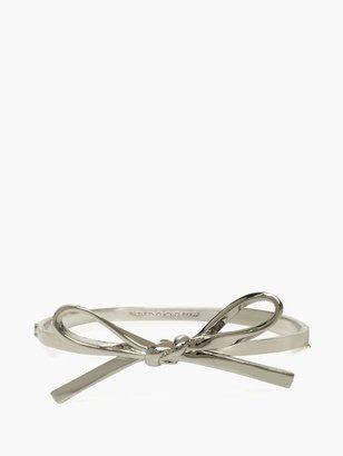 Kate Spade Skinny mini bow bangle