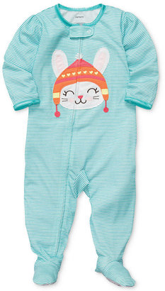 Carter's Baby Pajamas, Baby Girls One-Piece Coverall