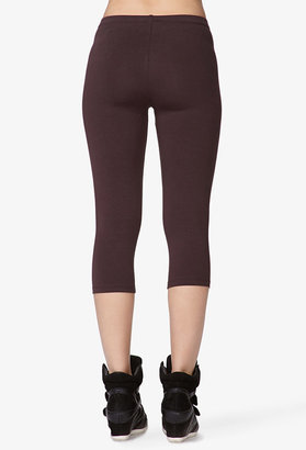 Forever 21 Favorite Cropped Leggings