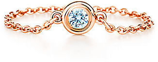 Tiffany & Co. Elsa Peretti®:Diamonds by the Yard® Ring