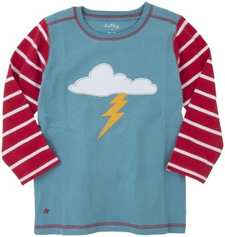 Hatley Graphic Tee (Toddler/Kid) - Lightning Strike-3