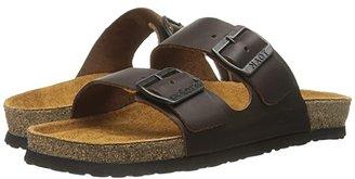Naot Footwear Santa Barbara (Black Nubuck) Women's Sandals