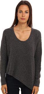 Helmut Lang HELMT LANG Asymmetrical Hem Pullover To Women's Long Sleeve Button
