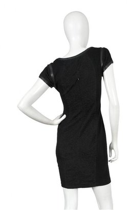 Yoana Baraschi Surfer Dress Black/Black