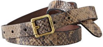 Fossil Vintage Re-Issue Skinny Boyfriend Belt