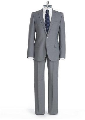 Boss Black Pinstriped Suit