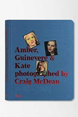 Glenn Amber, Guinevere, And Kate Photographed by Craig McDean: 1993-2005 By Craig McDean, Mathias Augustyniak & OBrien