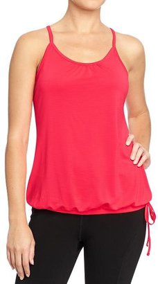 Old Navy Women's Active by Mesh-Bubble Tanks