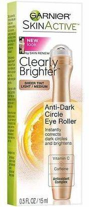 Garnier Nutritioniste Skin Renew Anti-Dark-Circle Roller Light/Medium $13.99 thestylecure.com