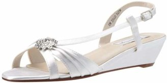 Touch Ups Women's Geri Leather Wedge Sandal