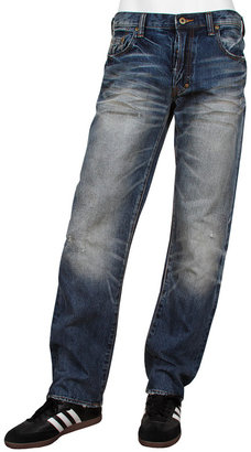PRPS Barracuda Jean in Five Year Wash