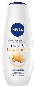 Nivea Happiness Moisturizing Body Wash