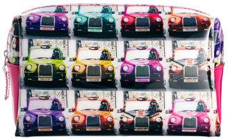 Ted Baker 25th Anniversary London Print Make Up Bag